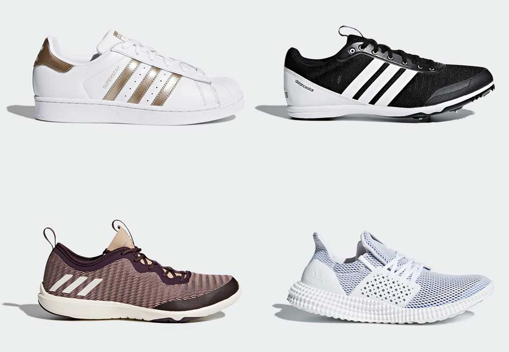 Adidas 2018 women's shoes