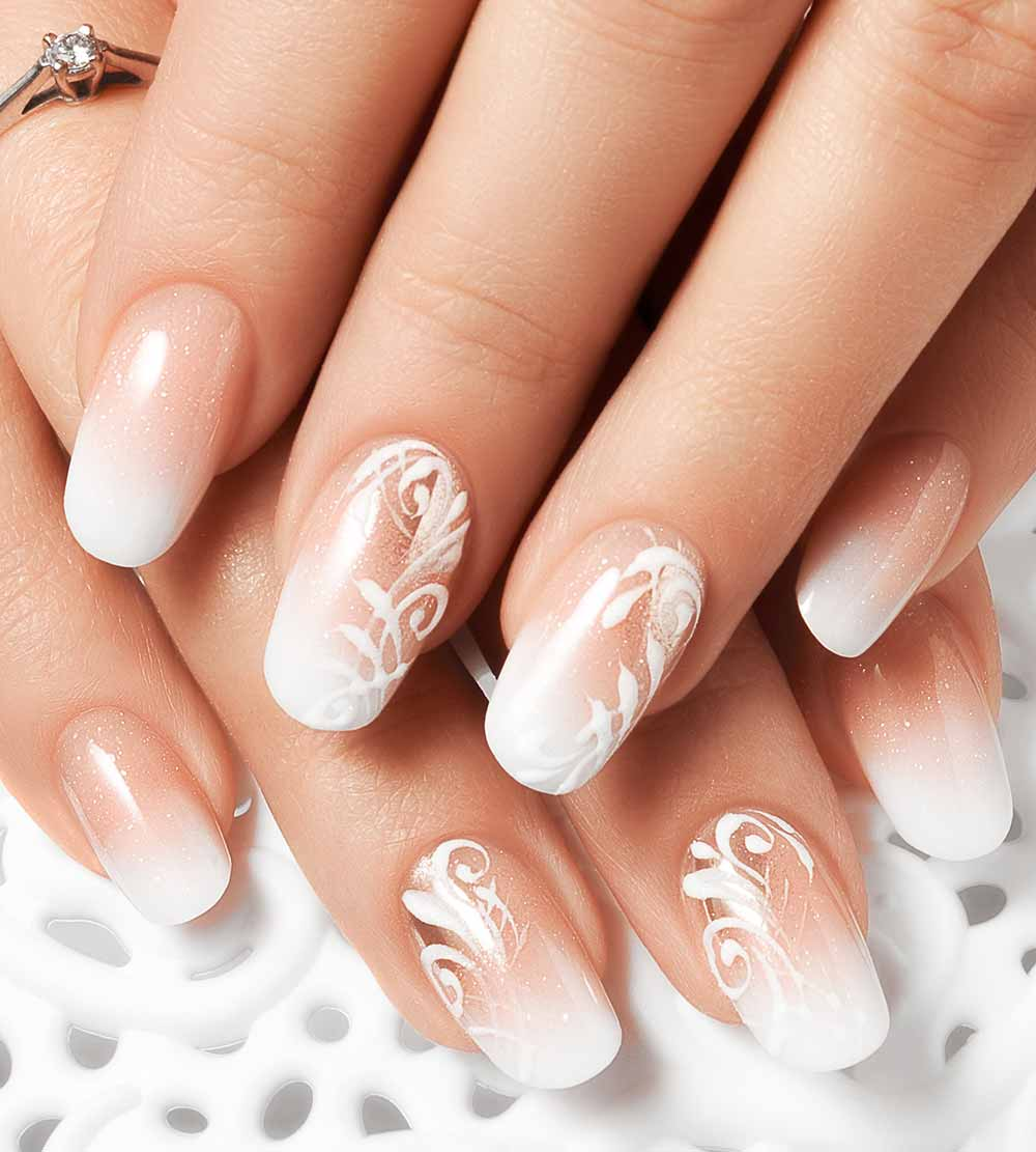 Nail art 2018 manicure trends