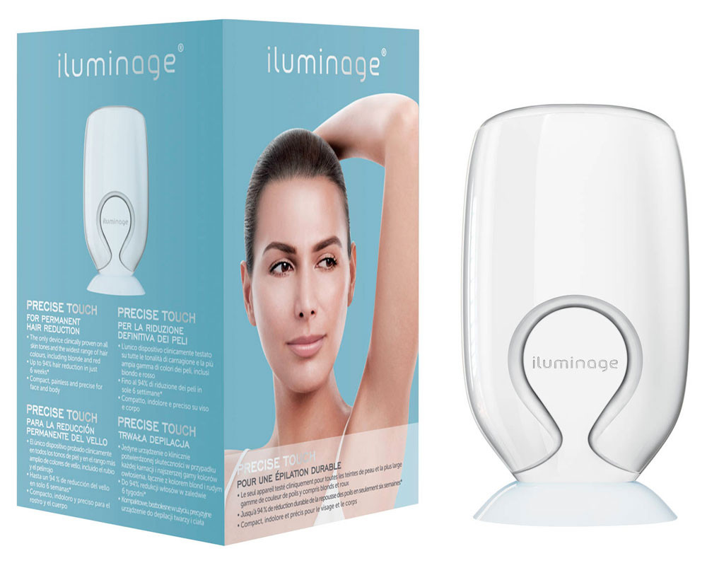 Iluminage Precise Touch Home treatment for hair removal