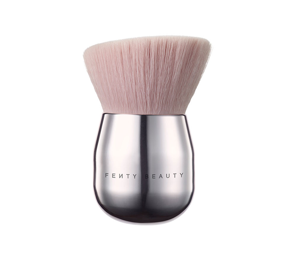 Beach, Please!  Fenty Beauty brush Kabuki 160