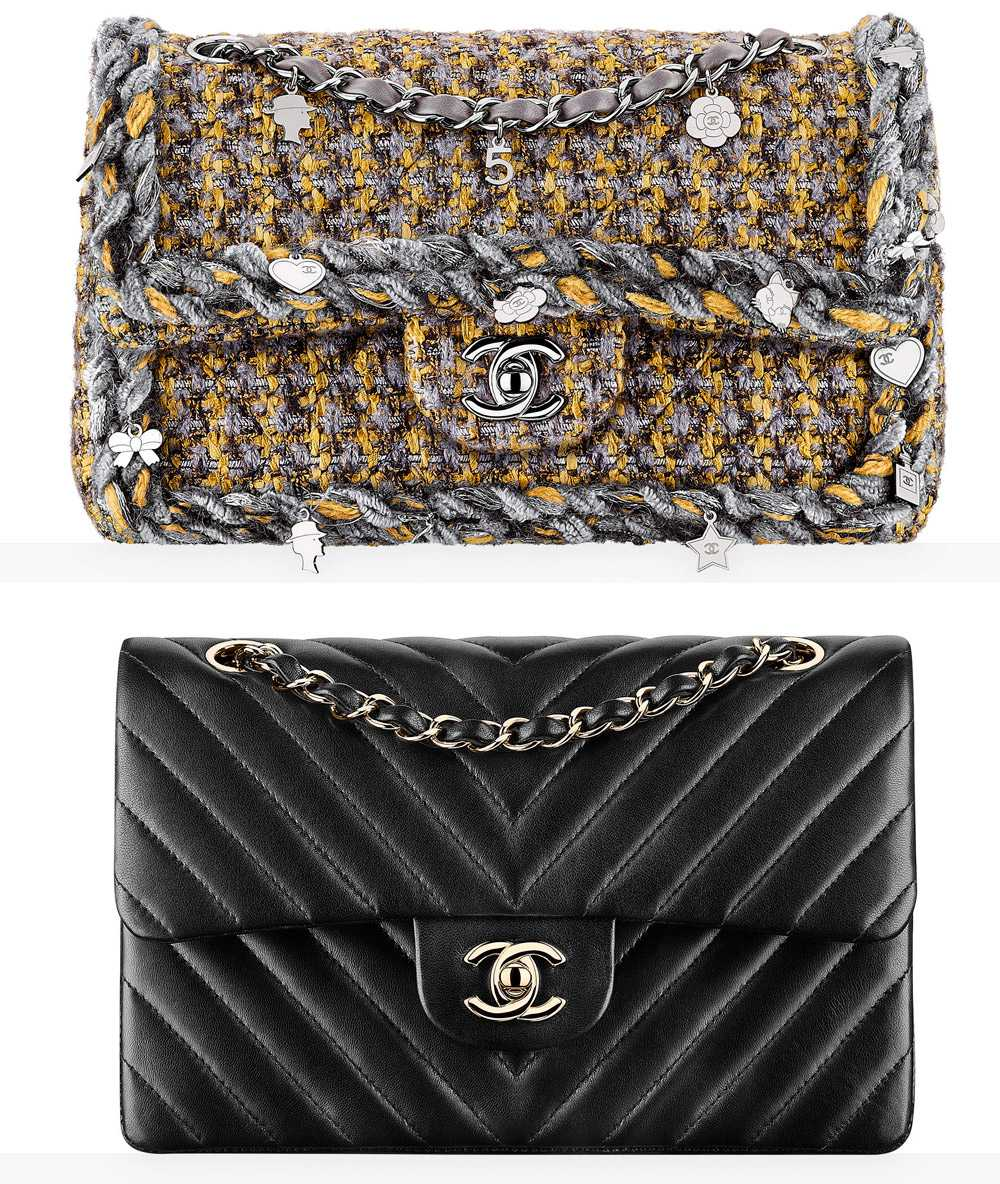 88e1b91b60 Chanel bags fall winter 2017: collection - Our best Style