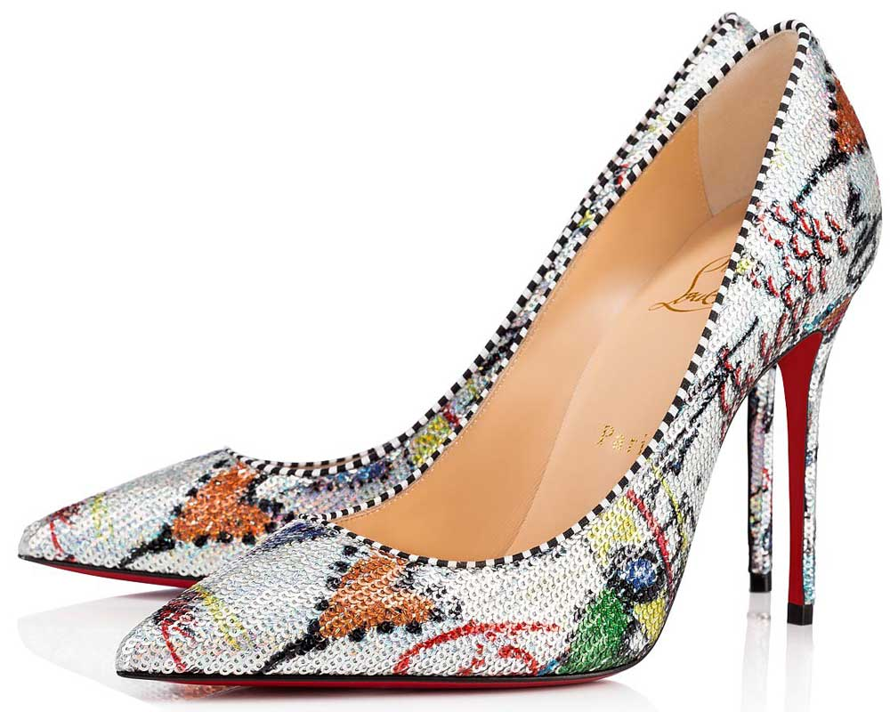 54b9cd36fdb8 Louboutin shoes fall winter 2018 2019  Photos and Prices - Our best ...