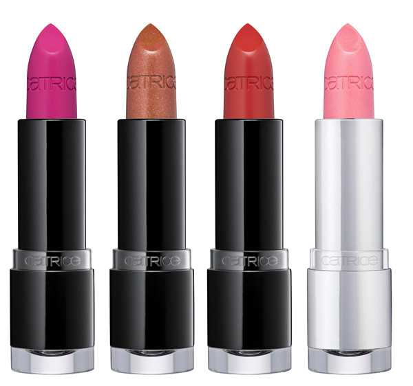Lovely Lips Catrice: lipsticks, pencils and lip pencils