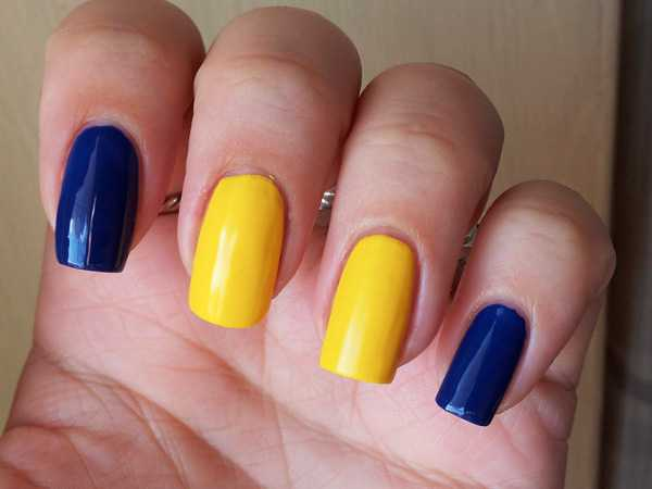nail art Pupa Navy Chic