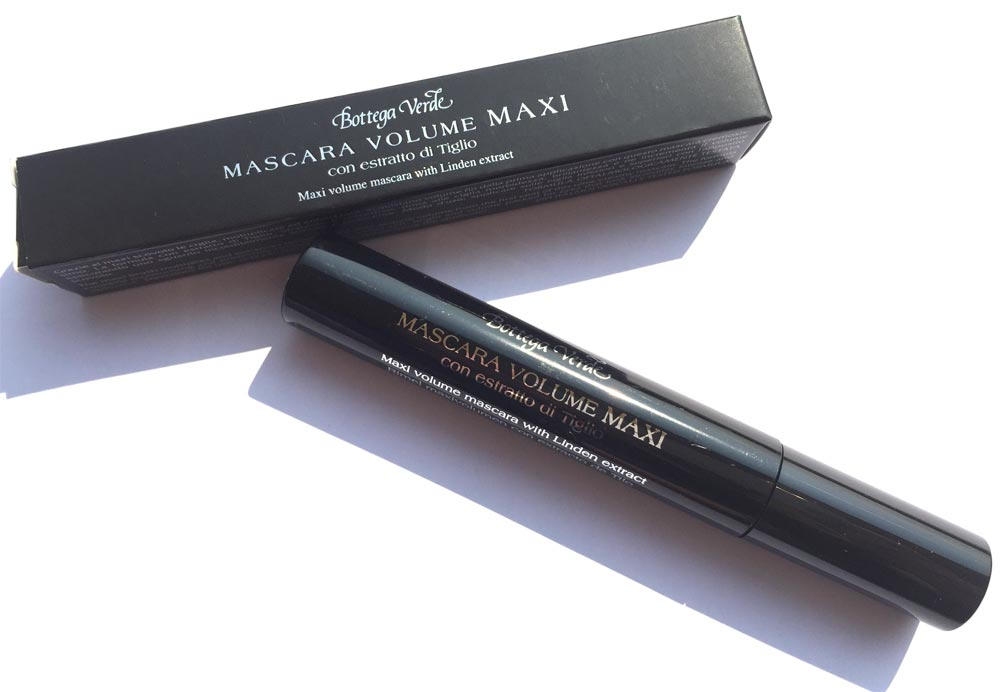 mascara shop green volume maxi