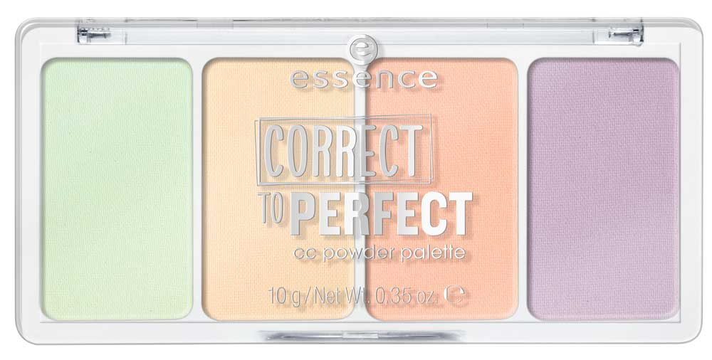 Essence palette correct to perfect