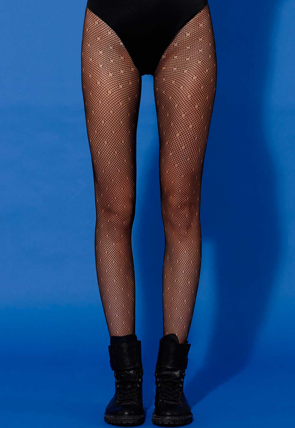 Christmas net tights