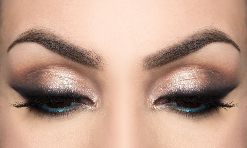 Graduated ceremony make-up: simple and elegant!