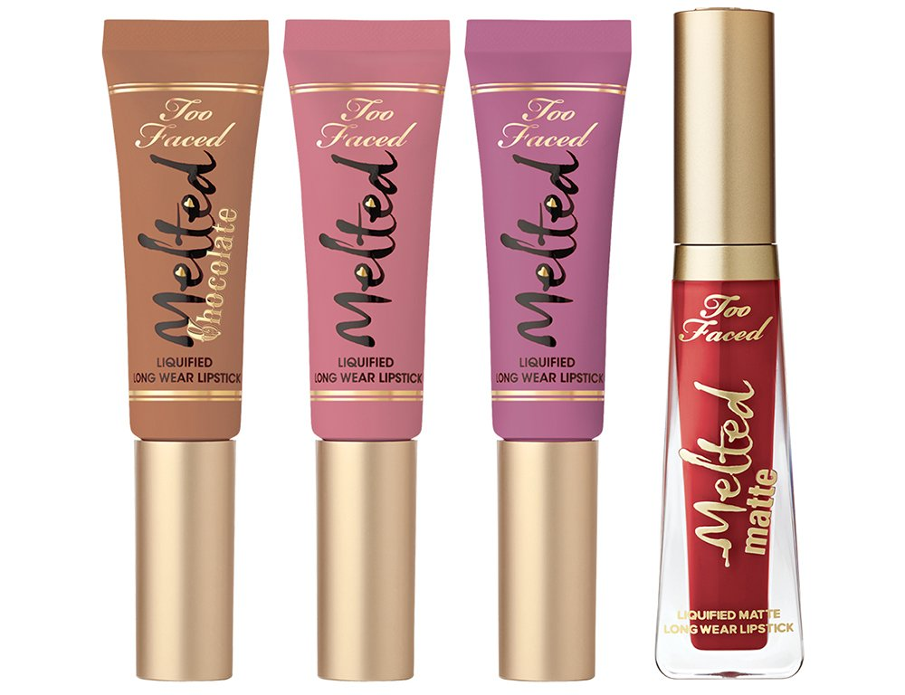 kit melted too faced christmas 2016