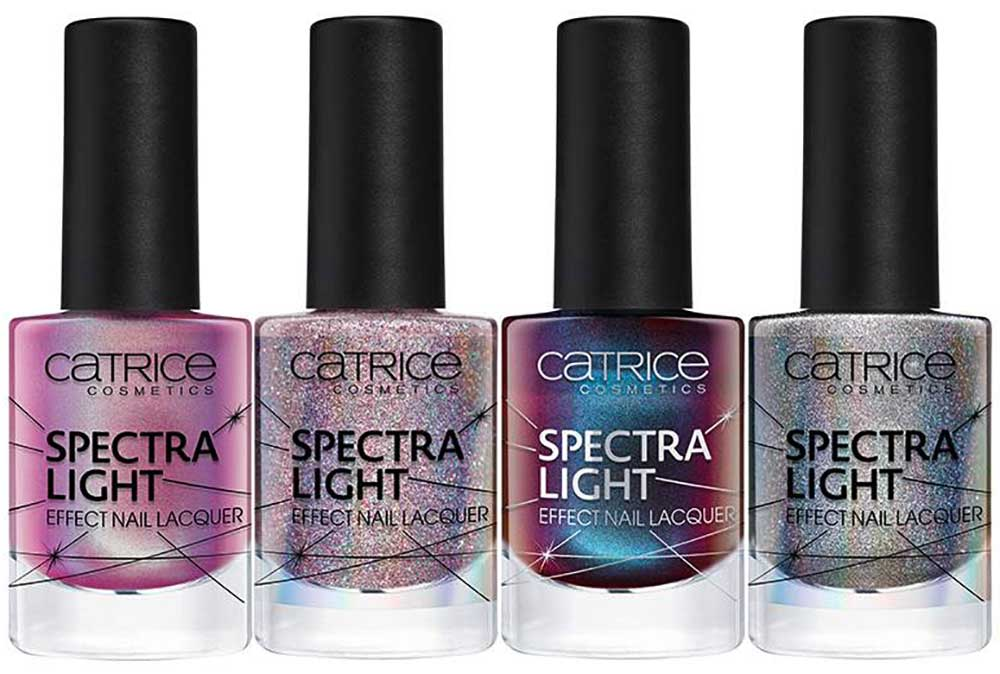 Catrice Holographic, spring summer 2018 makeup