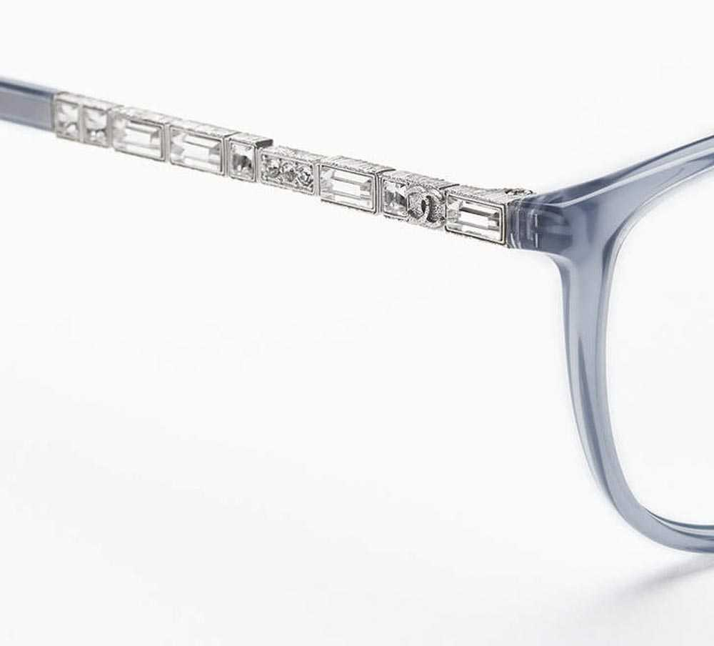 Chanel glasses with stones
