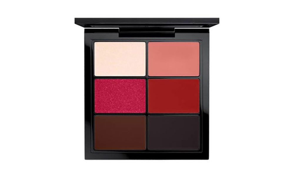 MAC Trend Forecast Lip Palette