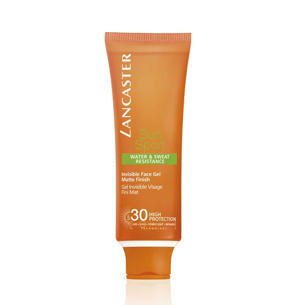 Lancaster Sun Sport Invisible Gel Face SPF30