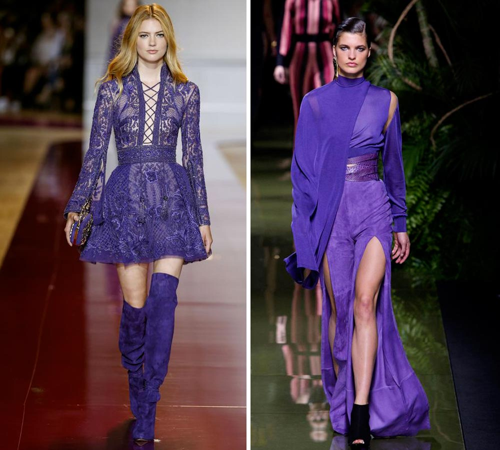 fashion trends 2018 pantone ultra violet