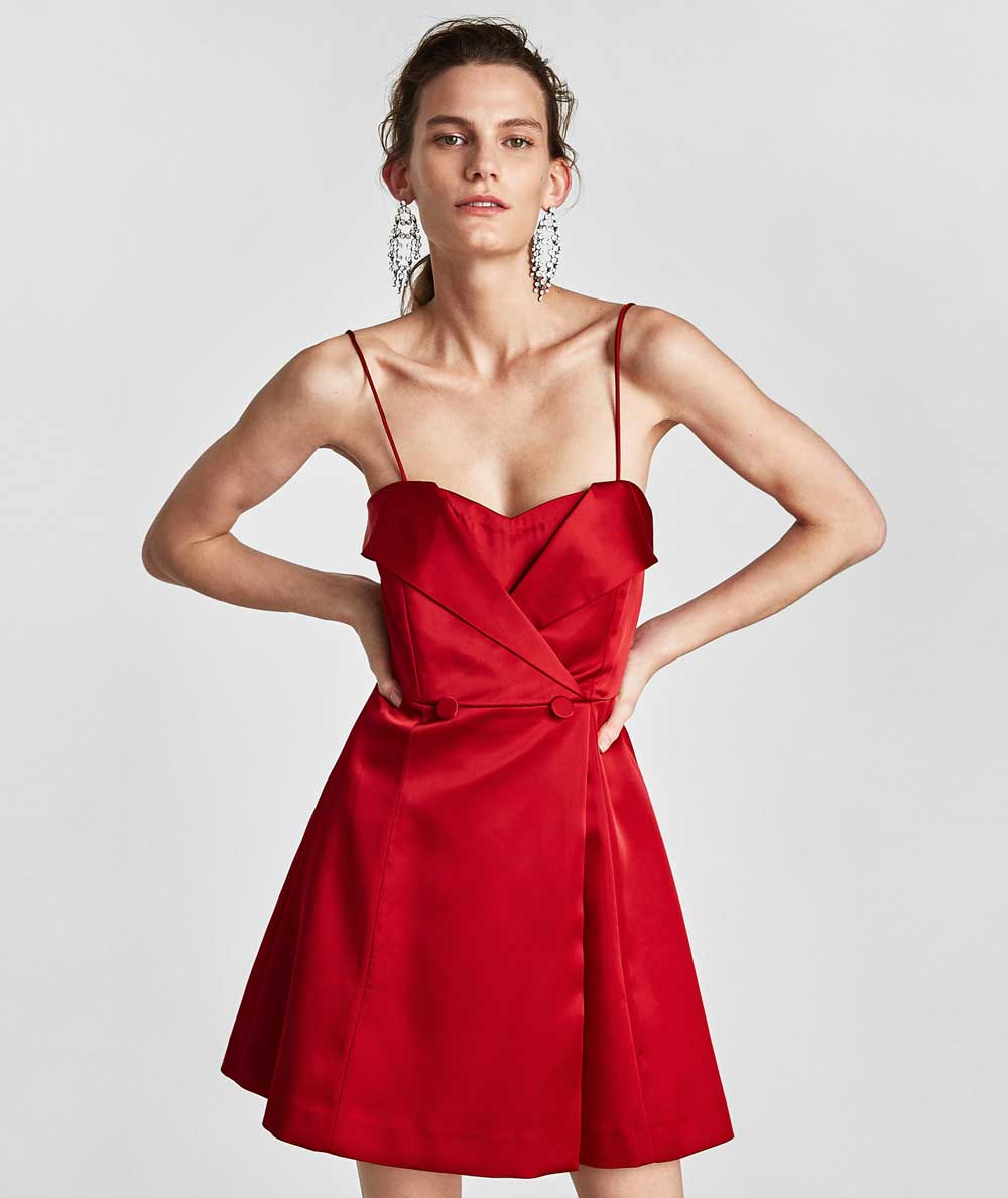 Zara Christmas and New Year's clothes: the most beautiful!