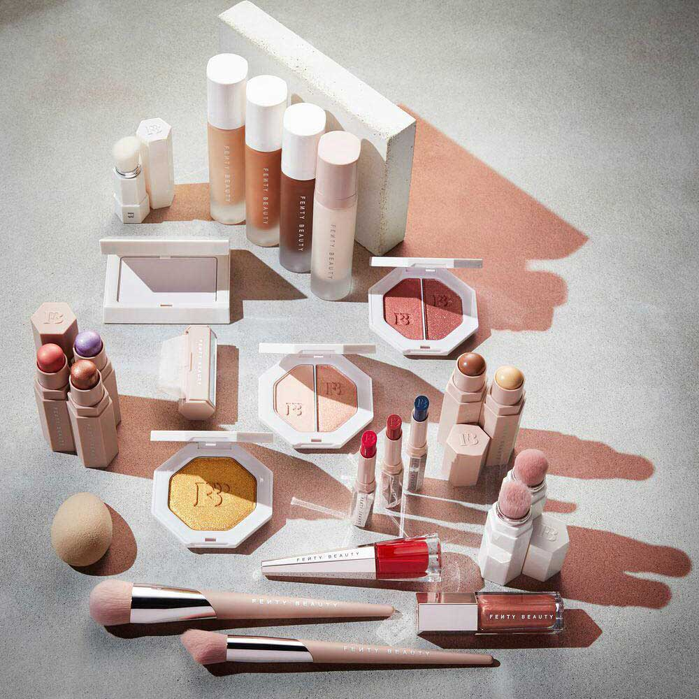 rihanna fenty beauty makeup line