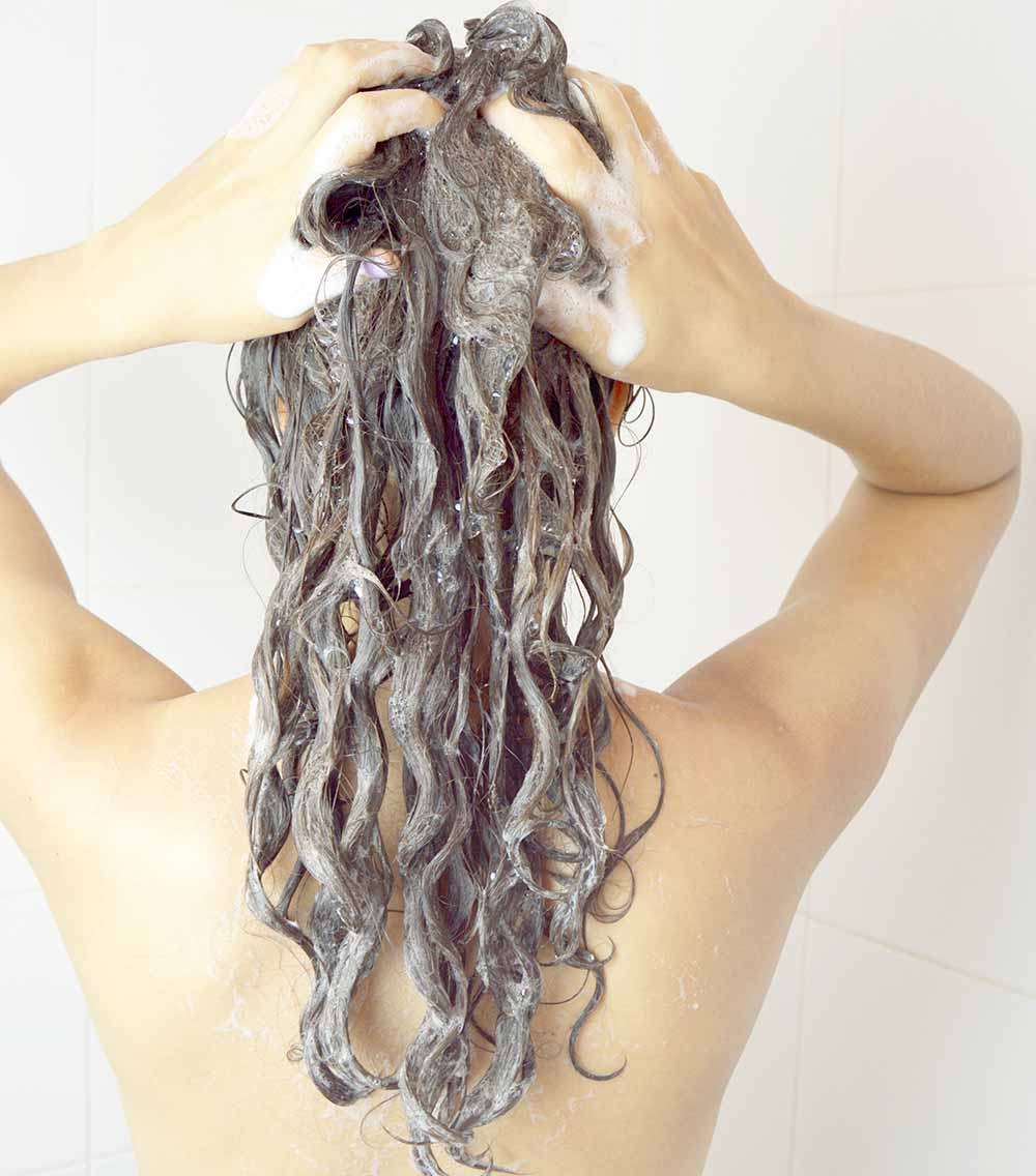 shampoo for curly hair