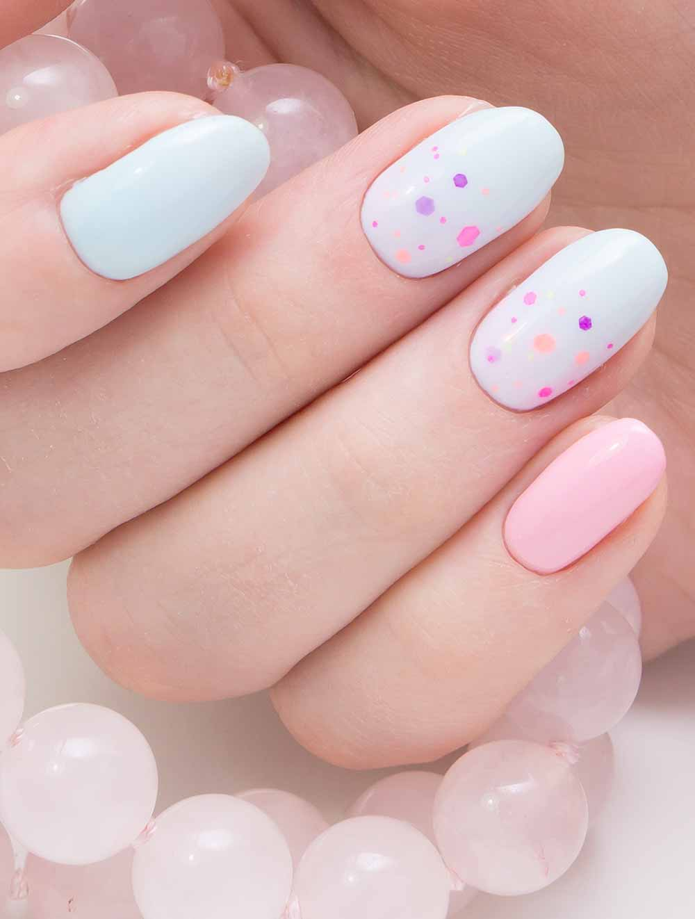 Trends in nail art 2018