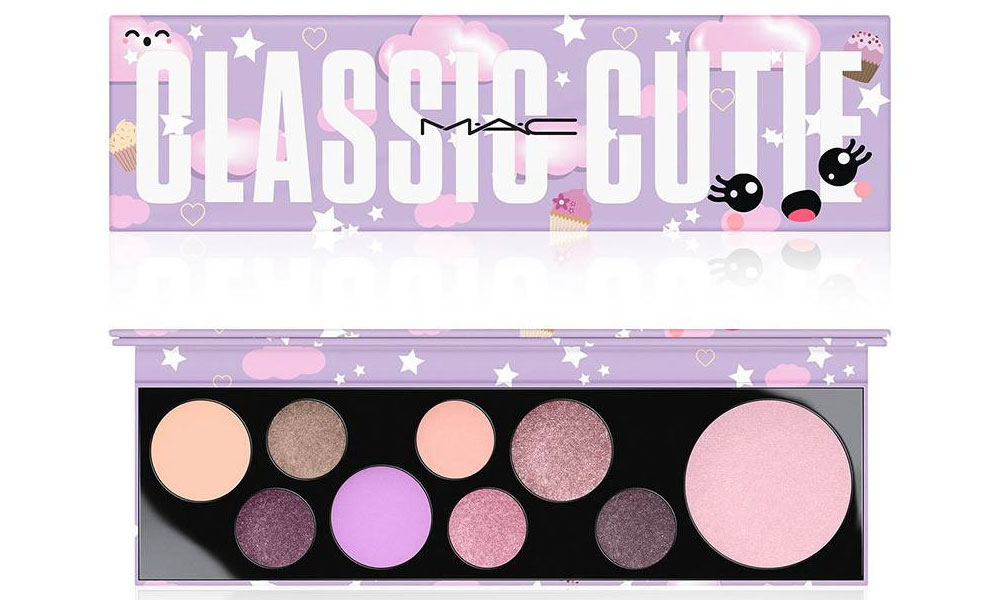 MAC Girls Palette make up: 3 new types!