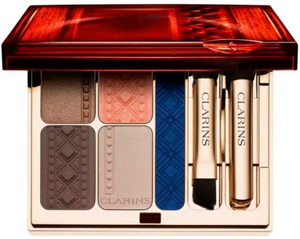 Clarins Color of Brazil palette