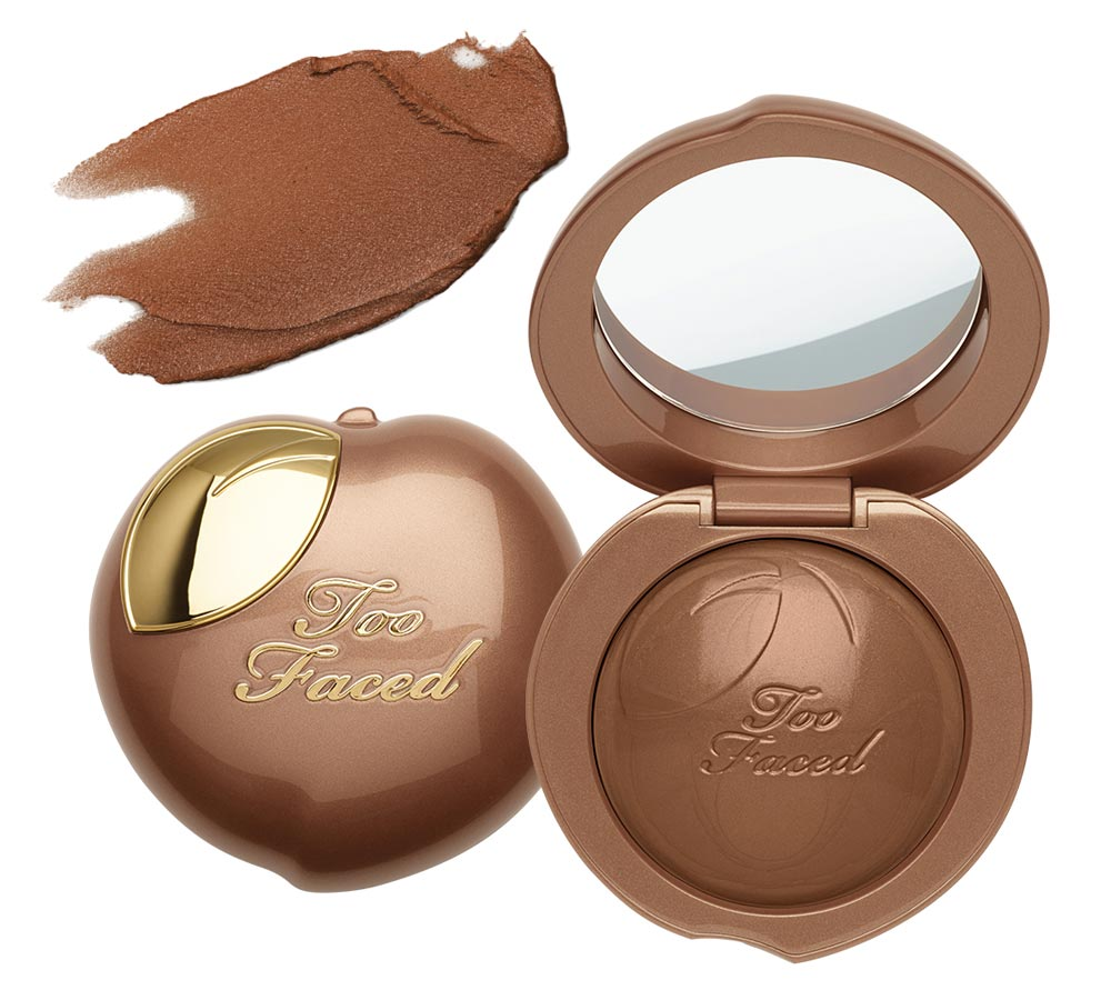 bronzer too faced peach melted