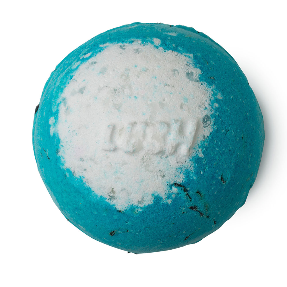 LUSH products for the World Water Day