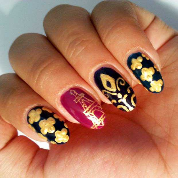 nail art Paris