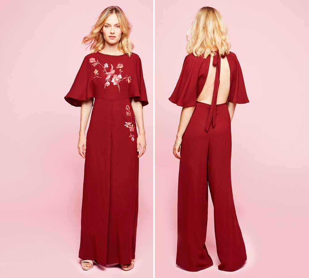 Jumpsuit Motivi winter 2018