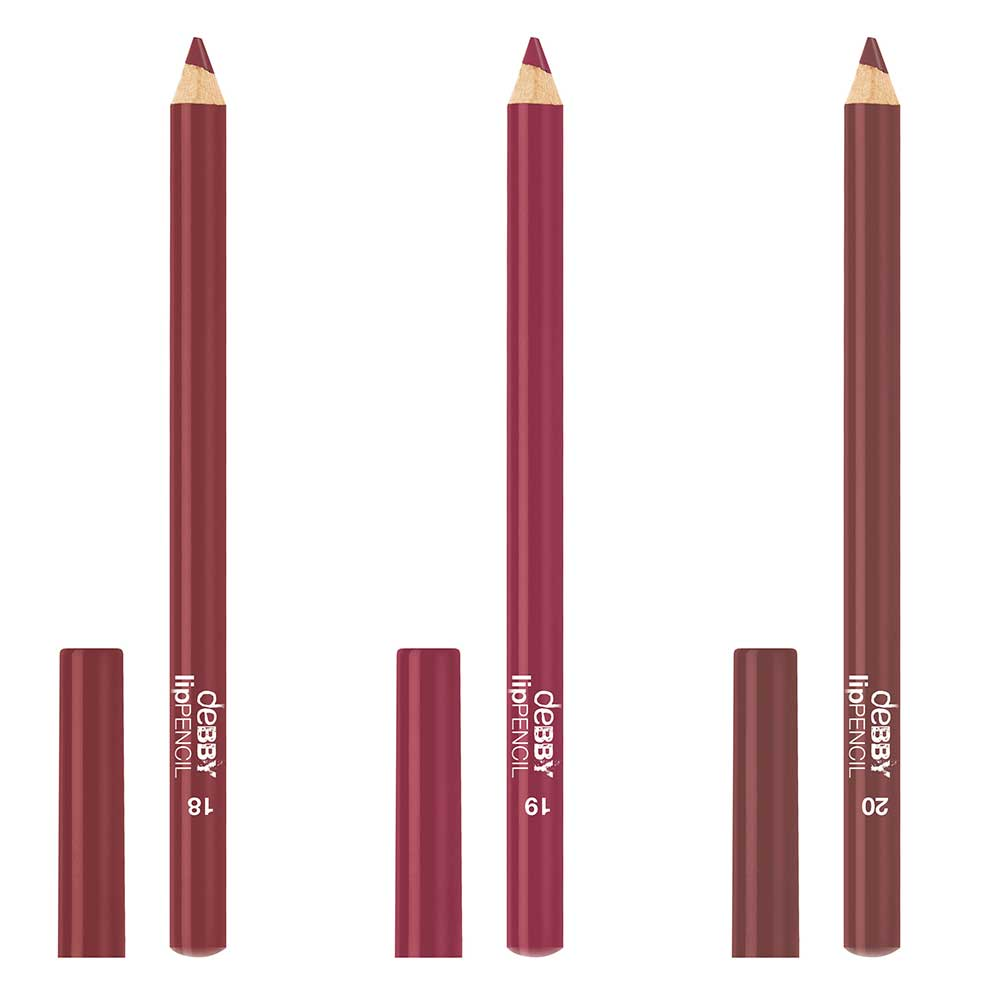 Debby lip pencils Long-lasting