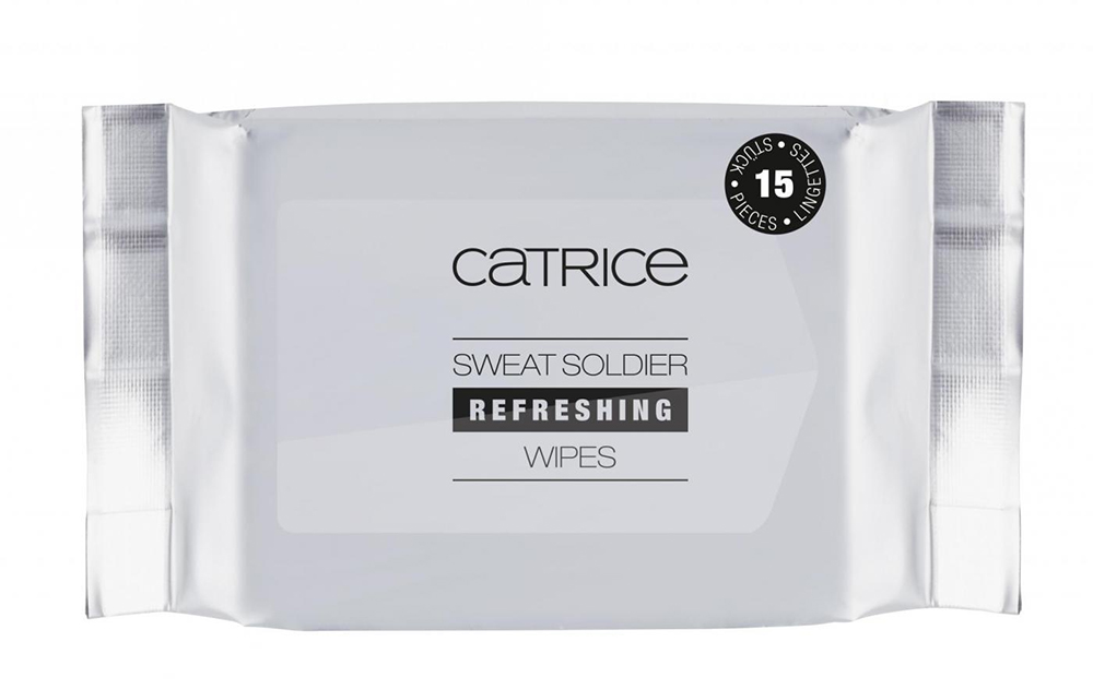 Catrice Active Warriors: sports-proof make-up products!
