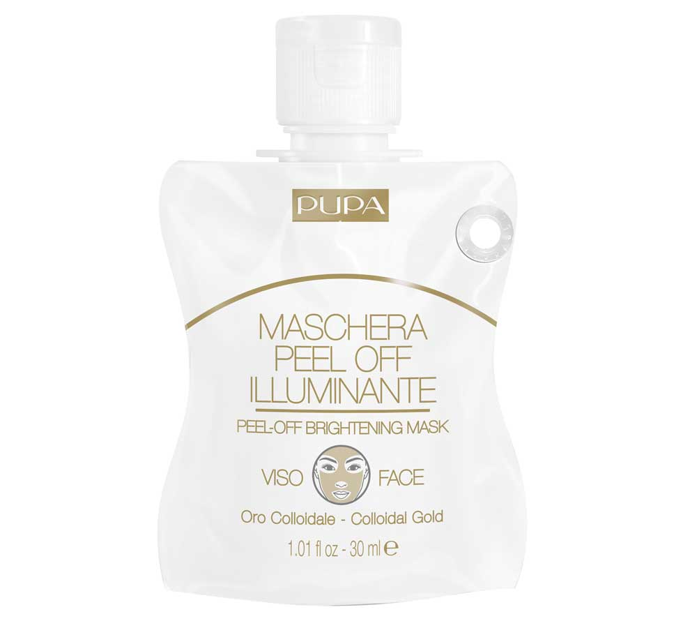 Peel Off face mask Illuminating PUPA