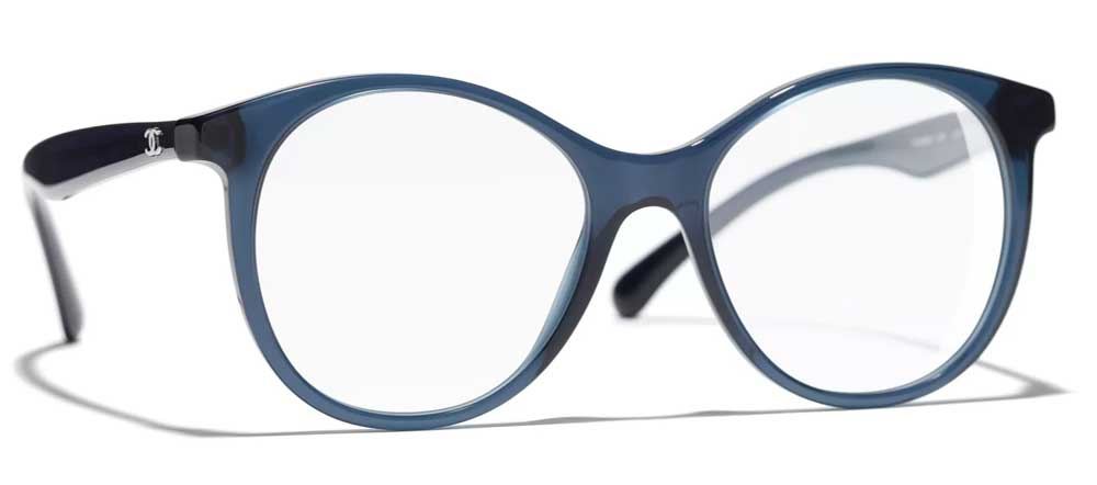 Chanel 2018 eyeglasses: new collection