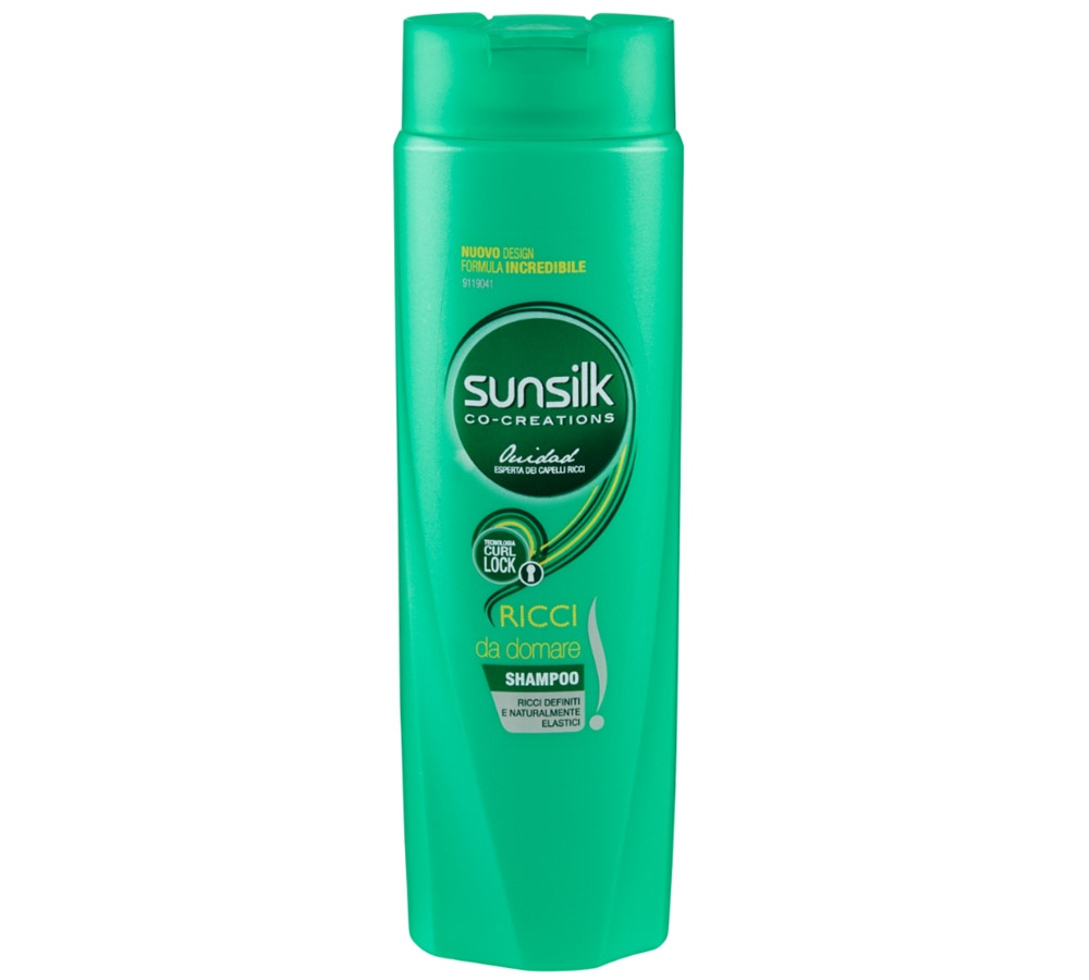 Sunsilk Curly Shampoo To Tame