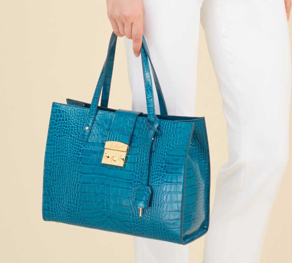 Luisa Spagnoli 2018 bags: new Collection