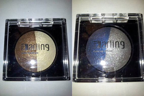 MissDarling make up: new brand
