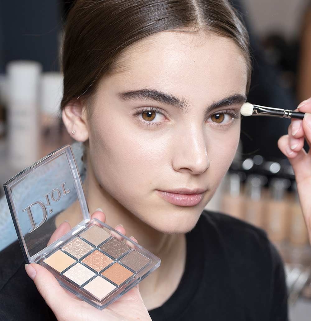 Dior trick 2019: trends and photos from the backstage
