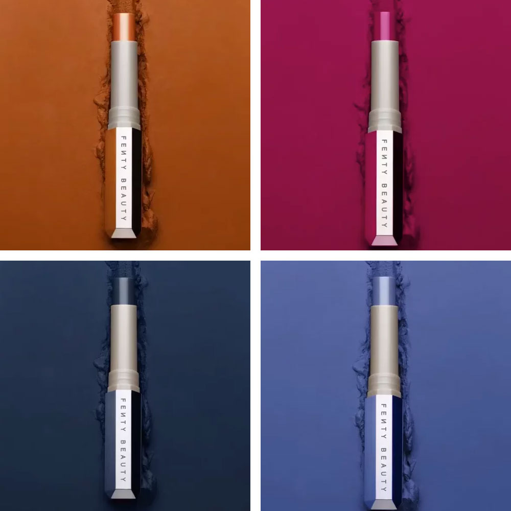 Rossetti Fenty Beauty Mattemoiselle: entire collection