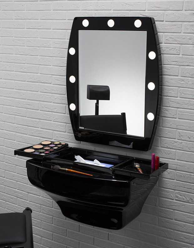 Make-up Mirrors and Make-up Workstations: which ones to choose?