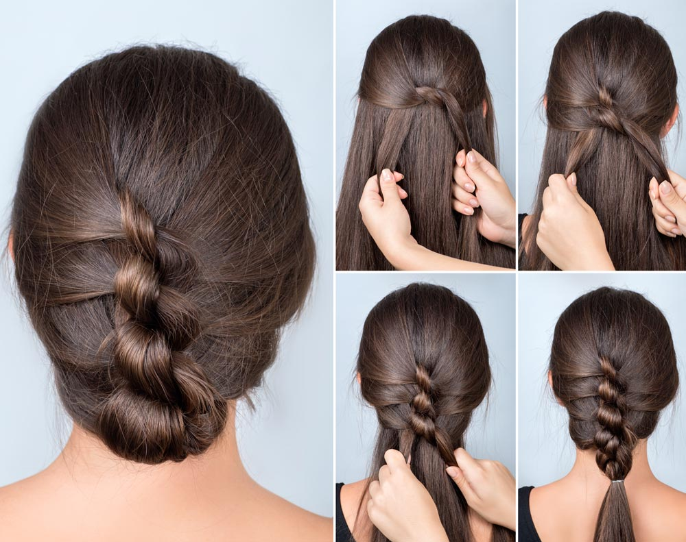 Braid tutorial with knots