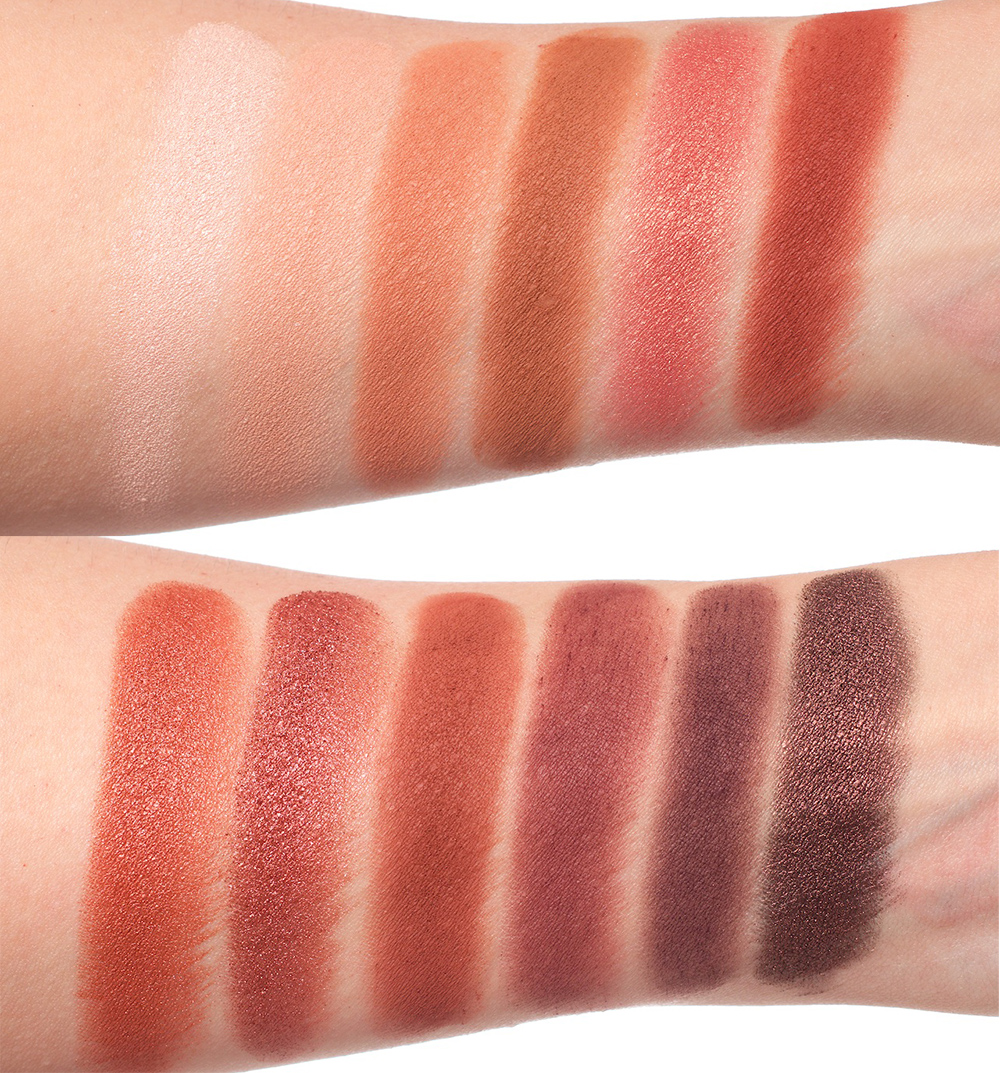 swatches palette naked heat ud