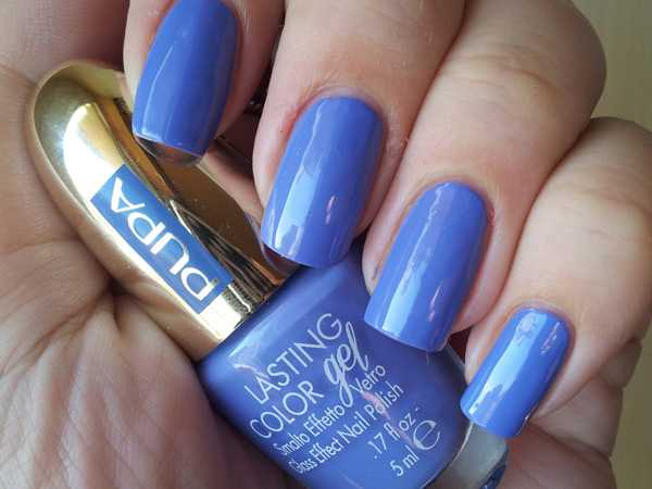 Pupa Navy Chic nail polishes: swatches, review, nail art