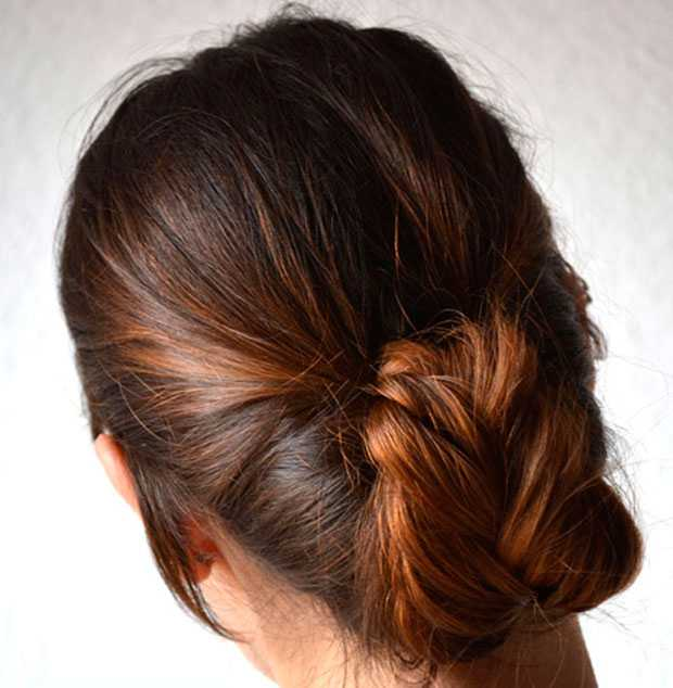 braid hair and harvest for the holidays