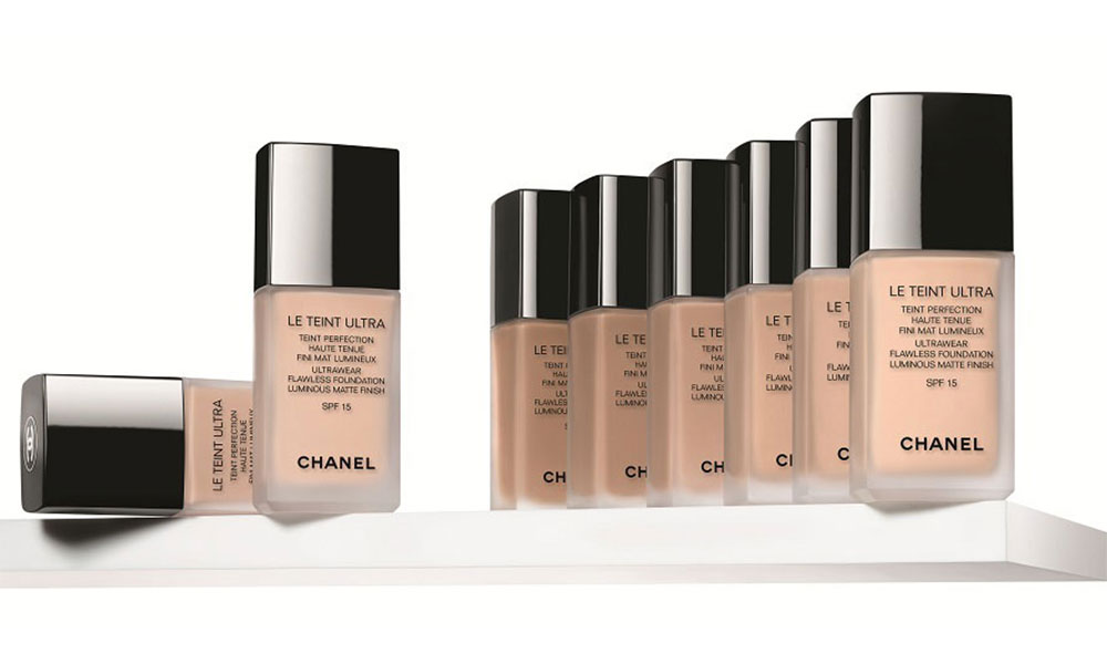 Foundations of Chanel Le Teint Ultra: new 2018