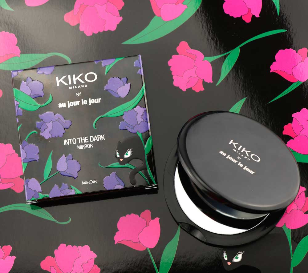 KIKO Into The Dark, makeup collection with roses