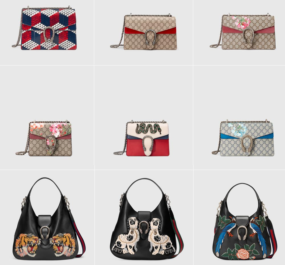 Gucci spring bags 2017