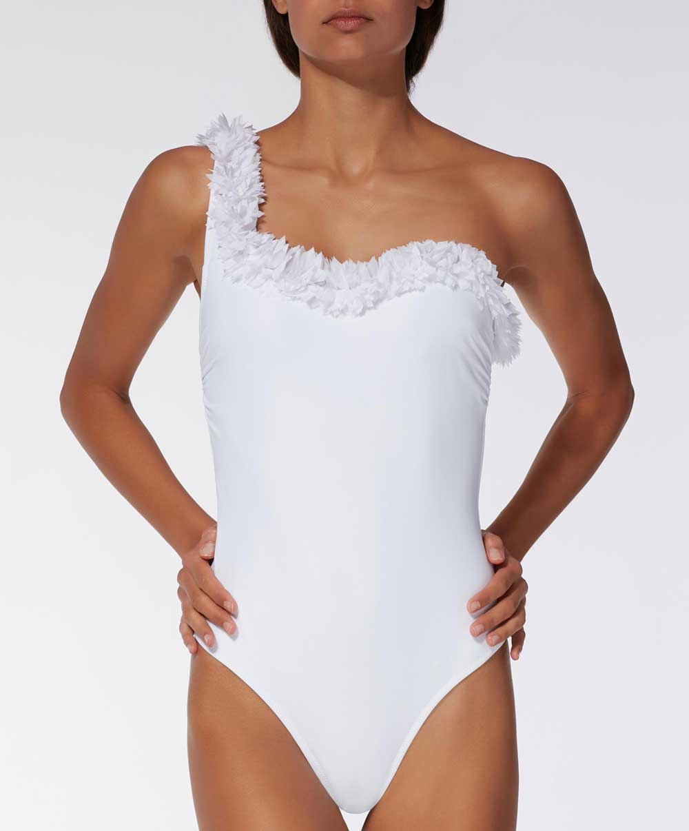 Calzedonia one-piece full-length swimwear 2018