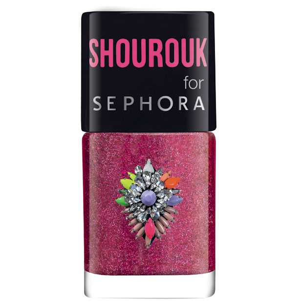 Shourouk for Sephora: jewel make up collection