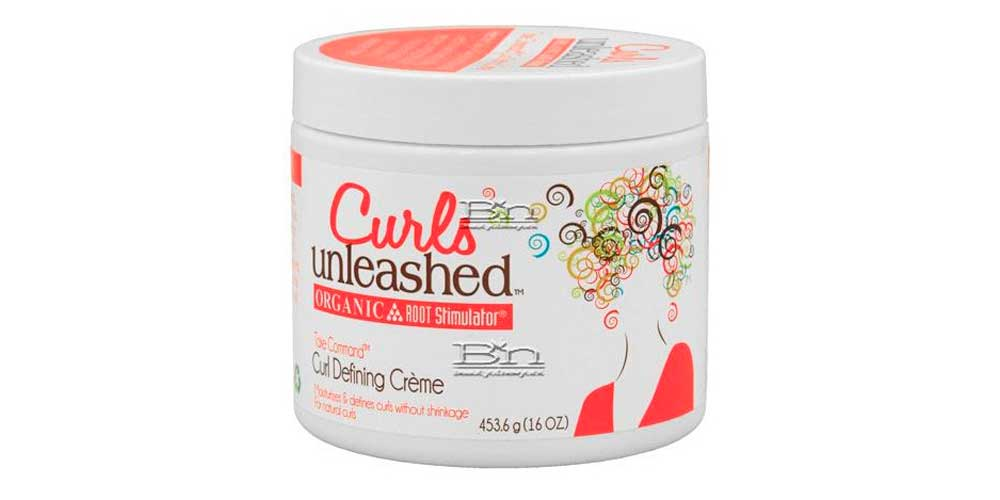 Curl Unleashed Curl Afro Defining Cream hair cream