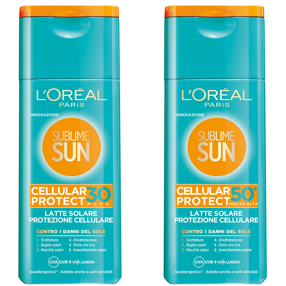 L'Oreal Solari 2018: new Spray Milk and entire line