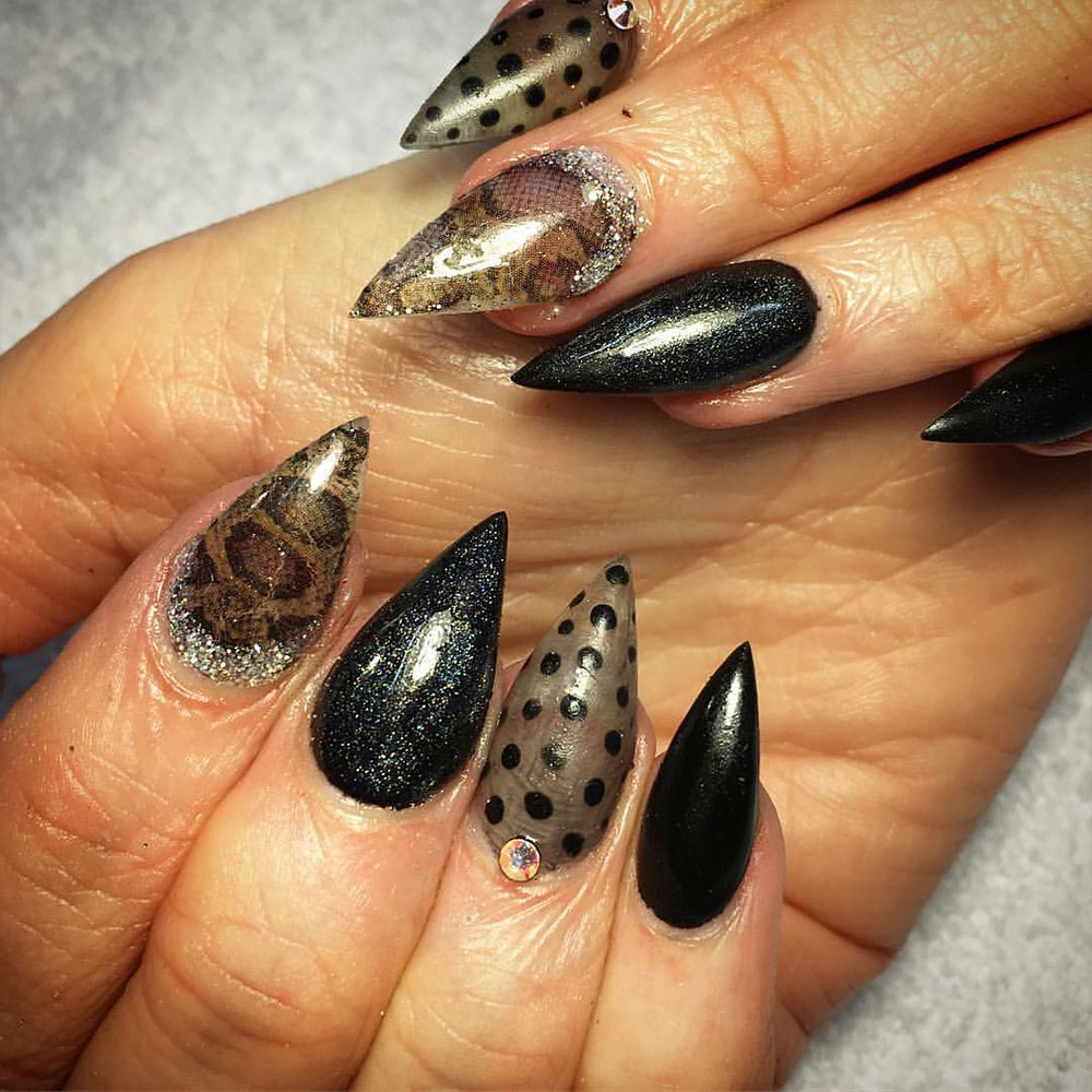 Dead animals nails